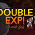 Fim de semana de Double xp e skills!