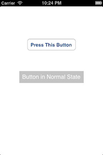 iOS create UIButton programmatically