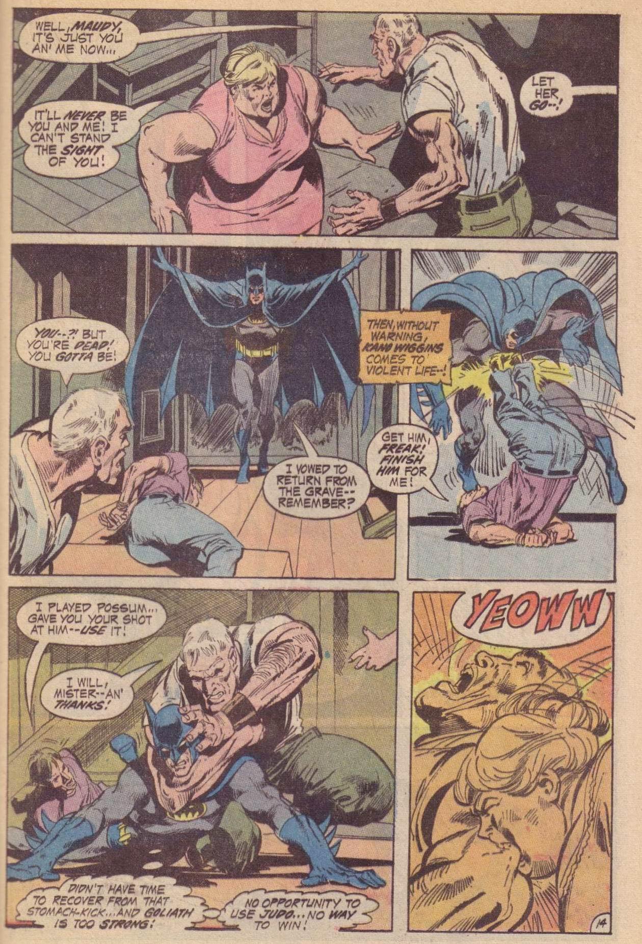Detective Comics (1937) 410 Page 20