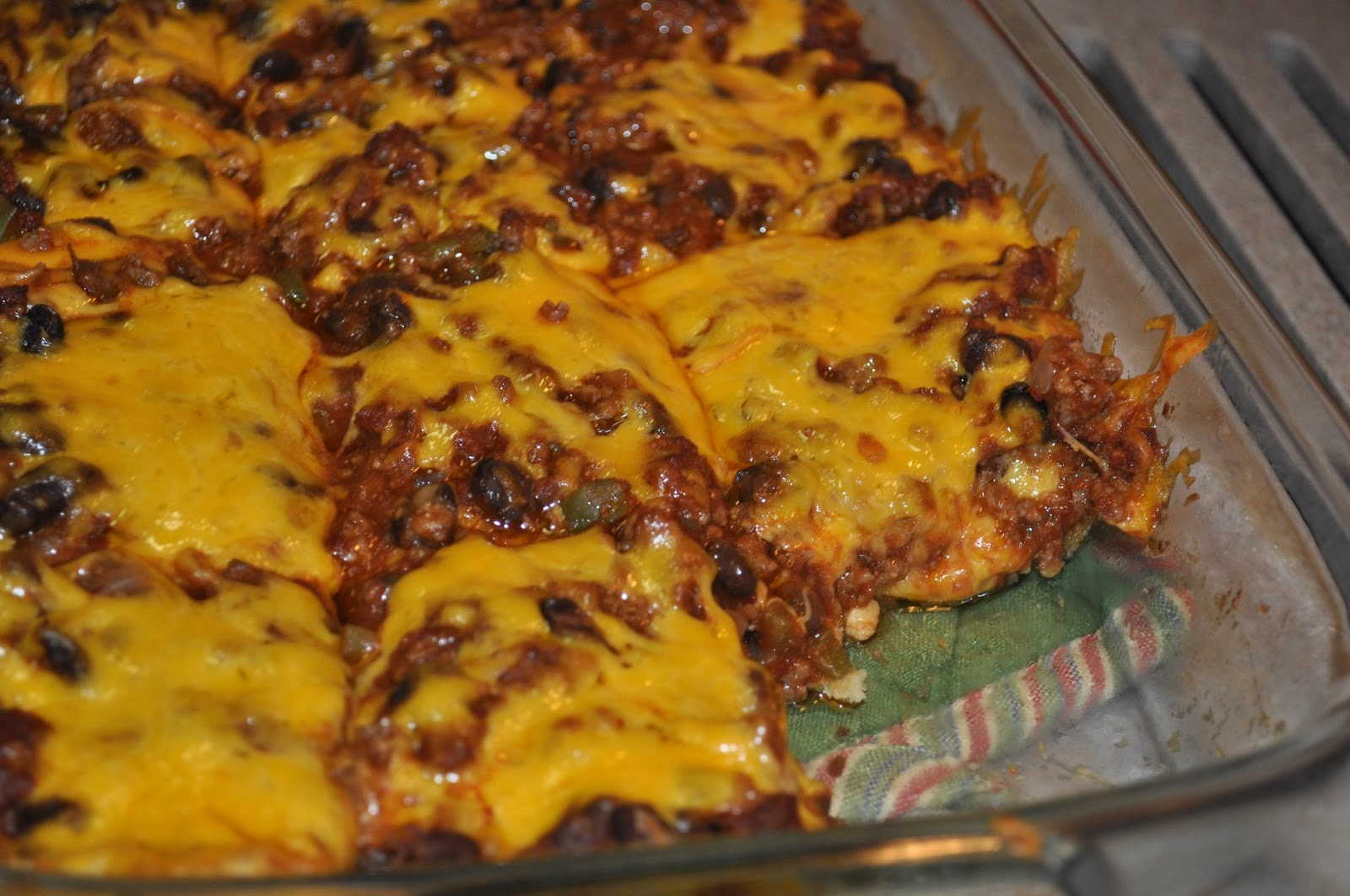 Beth S Favorite Recipes Taco Bake With Crescent Crust