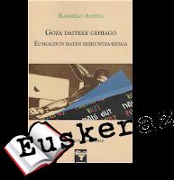 """""""Goza daiteke gehiago"""", Karmelo Ayesta Leioako udal liburutegiko irakurle klubean"""
