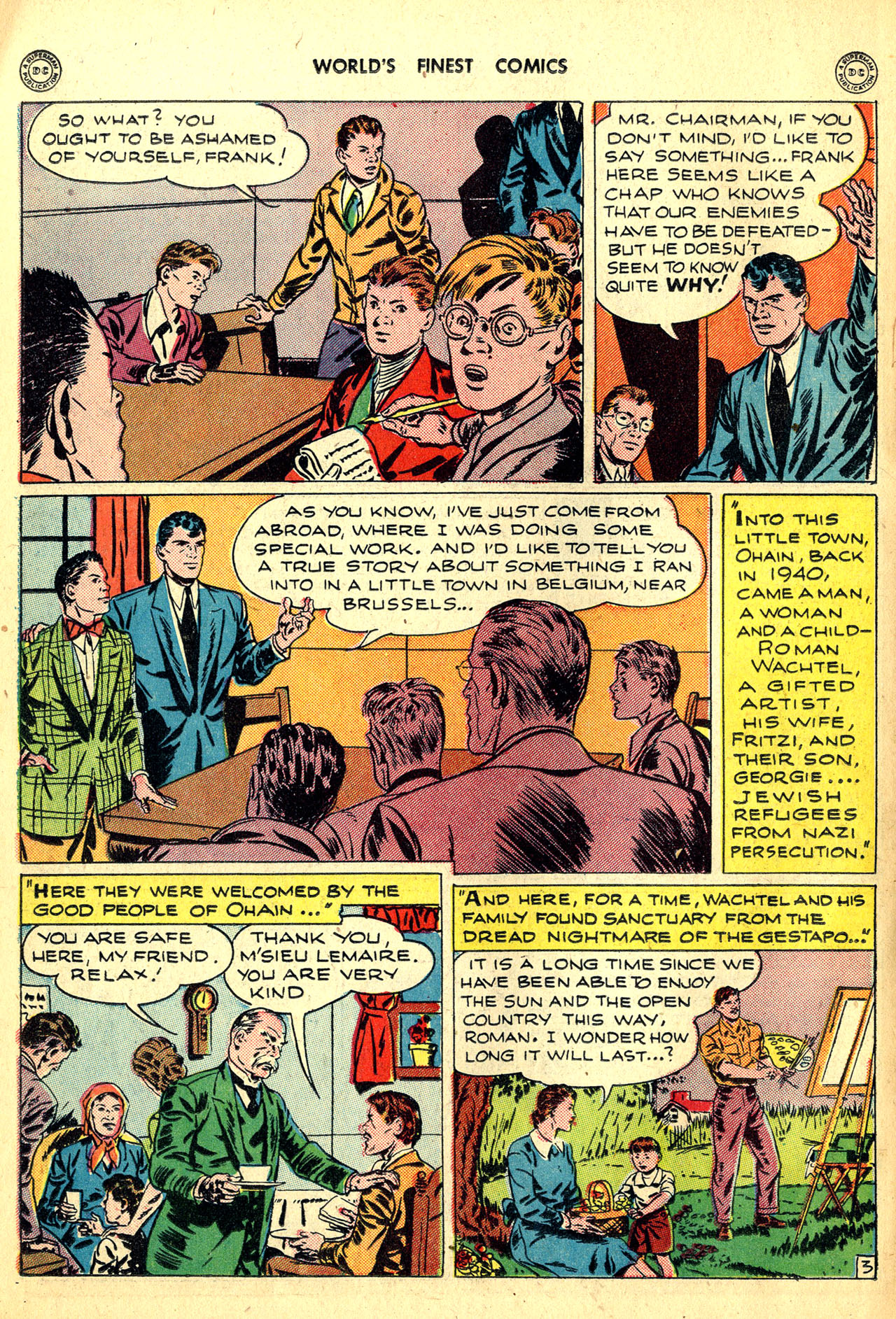 Read online World's Finest Comics comic -  Issue #18 - 62