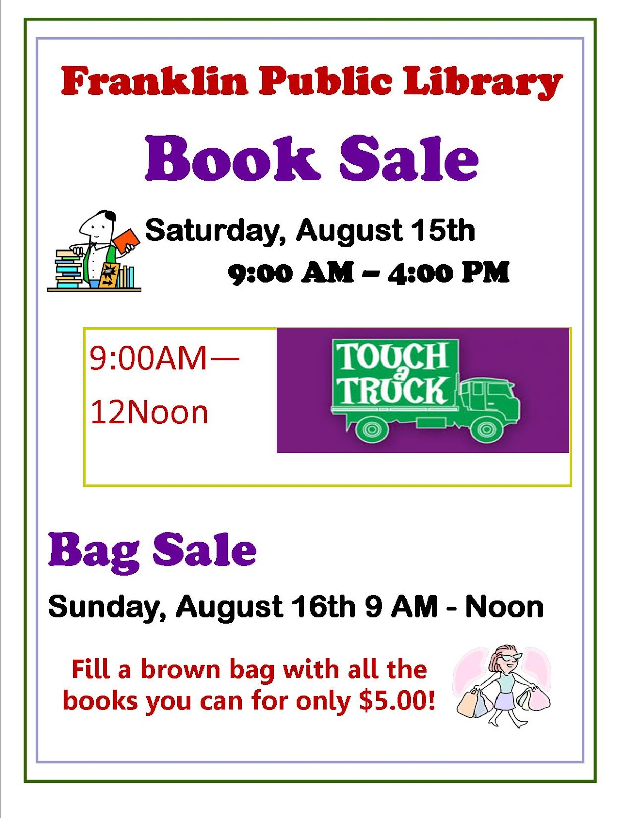 Franklin Library - Book Sale