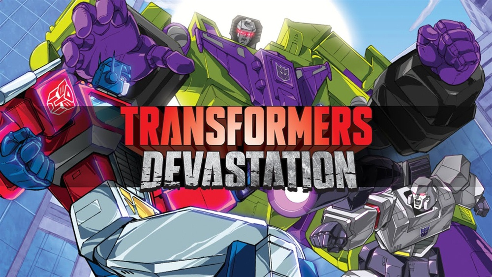 Transformers Devastation PC Game Download Poster