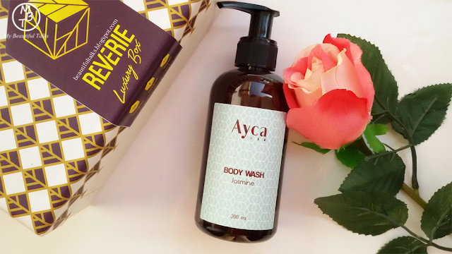 Ayca Jasmine Body Wash