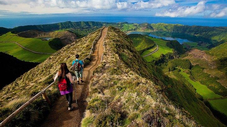 Açores em 1º lugar numa selecção dos 20 mais belos locais do mundo para visitar