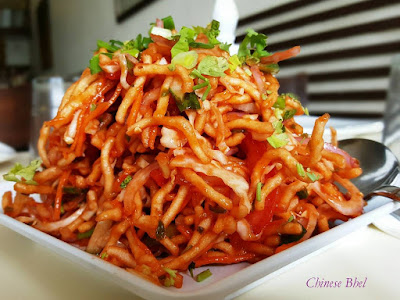Chinese Bhel A Must Have Street Dish in Mumbai