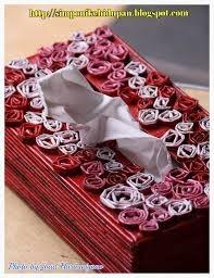 ARSI SURYA  Membuat Wadah Tisu dengan Menggunakan Kardus Bekas fe80172612
