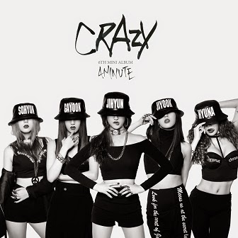 4Minute Crazy English Translation Lyrics