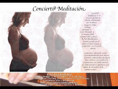 CONCIERT@ MEDITACIÓN