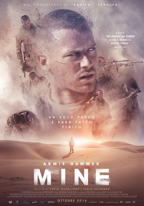 Nonton Film Mine (2016)
