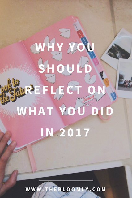 Why You Should Reflect on What You Accomplished in 2017