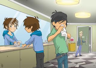 Händehygiene für Kinder, wie richtiges Händewaschen funktioniert
