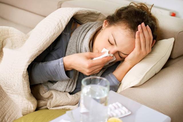 بحث حول أمراض الشتاء