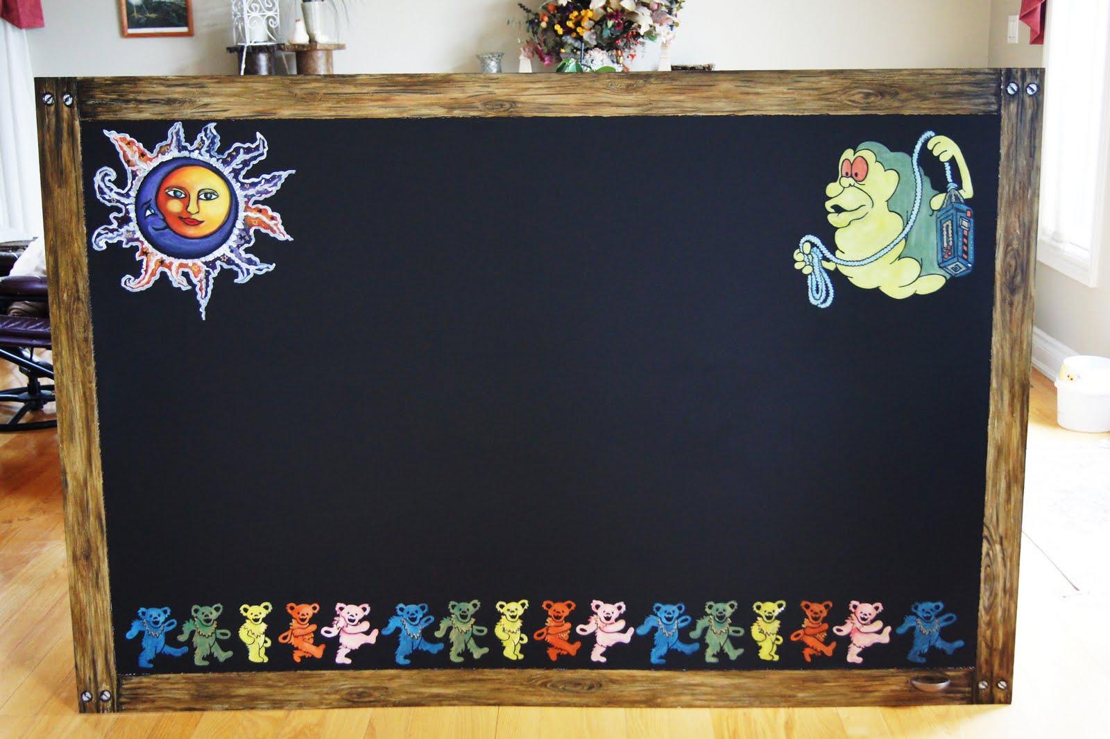 ZeeZee Chalkboards * Classy Custom Chalkboards For Home