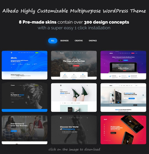 New Themes Download
