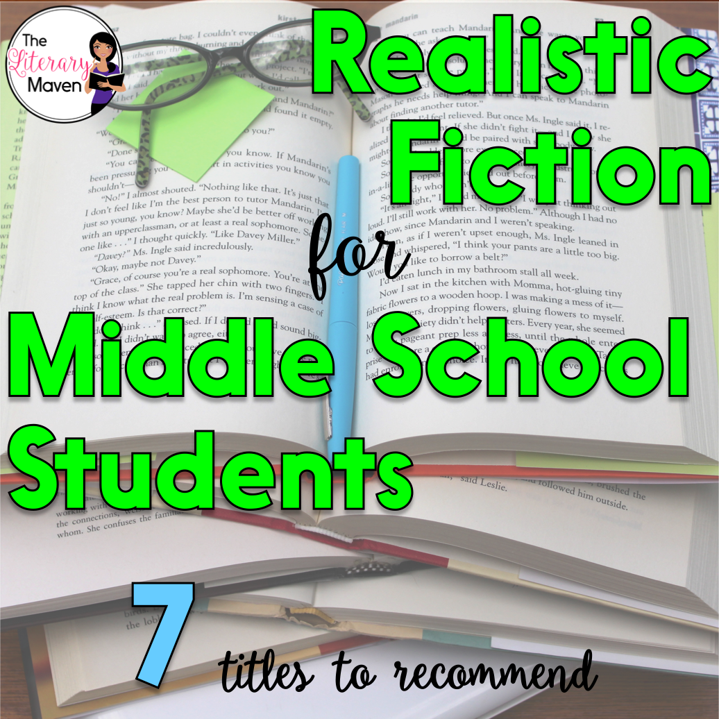 7 Realistic Fiction Titles To Recommend To Your Middle