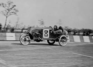 SUPER RARE CAR : Vaghi sur Vaghi..........1923 a Monza......(BNF)