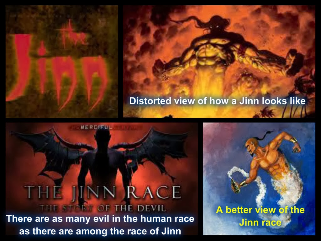 BEYOND 666: THE JINN: Exorcism in Islam