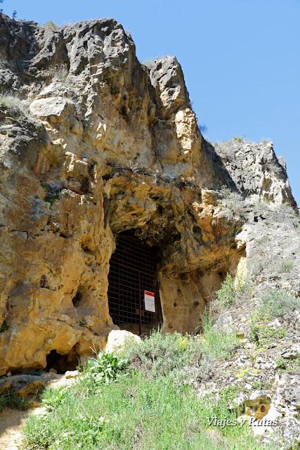 Senda de la Molinilla y Cueva de los 7 altares, Hoces del Duratón