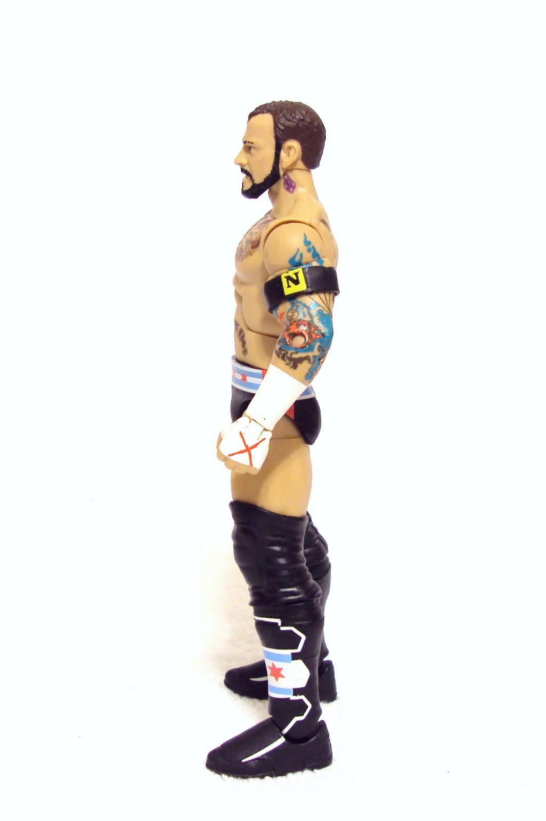 Punk Cm Wrestlemania 22