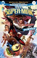 DC Renascimento: Novo Superman #17