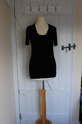 Front (with scoop neck)