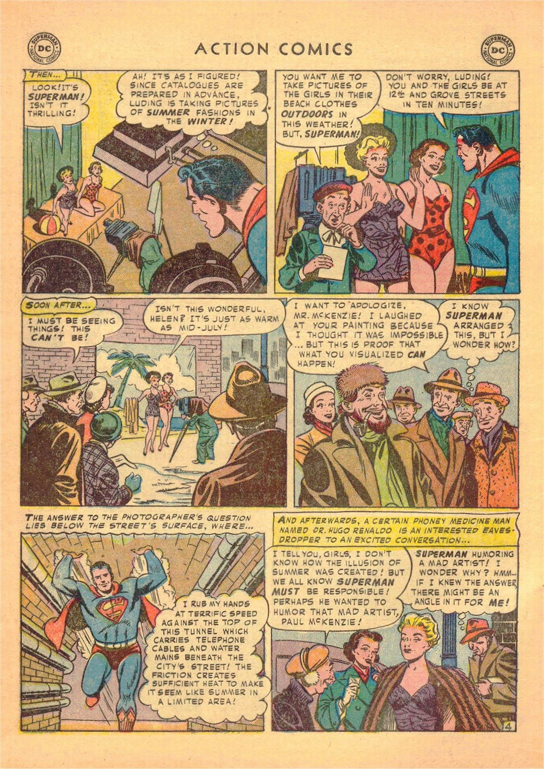 Action Comics (1938) 170 Page 5