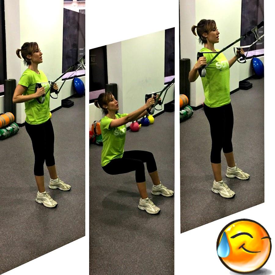 Fitness And Chicness-Sesion Entrenamiento Personal Sano Granada-4