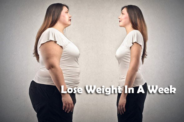 Top 10 Tips To Follow If You Need To Lose Weight In A Week