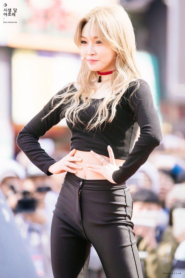 Kim Chungha I.O.I Ternyata Mantan Trainee JYP Entertainment