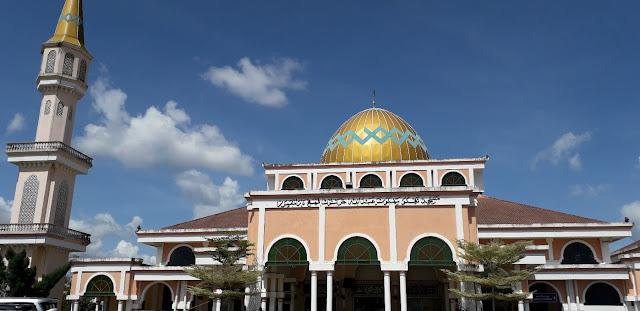 Masjid Tengku Mahkota Abdullah