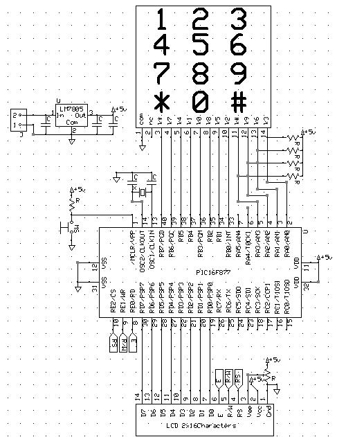 Thinking In 16 Bits: Building my own pocket Calculator