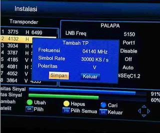 Cara Mencari atau Scan Ulang Jawa Pos TV
