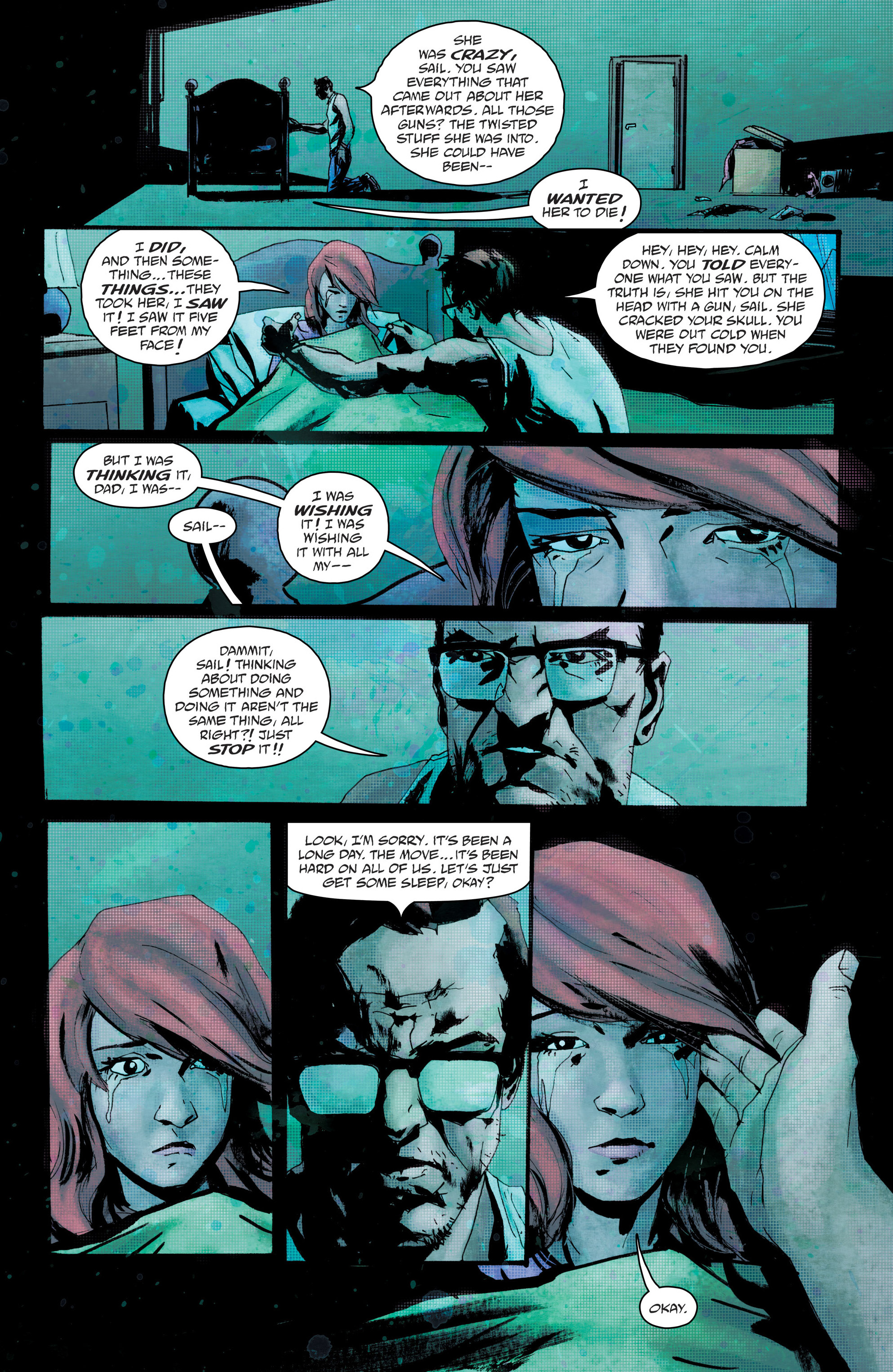 Read online Wytches comic -  Issue #1 - 26