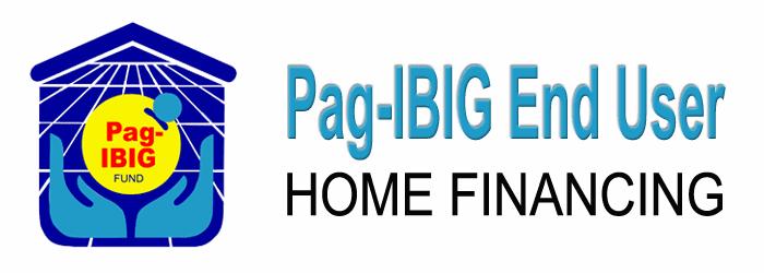 Pag-IBIG Home Financing program