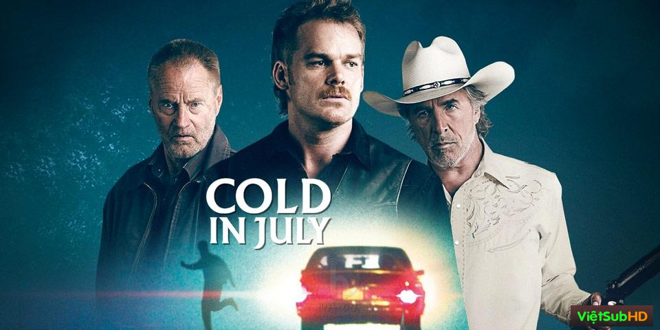 Phim Mồi Nhử VietSub HD | Cold in July 2014