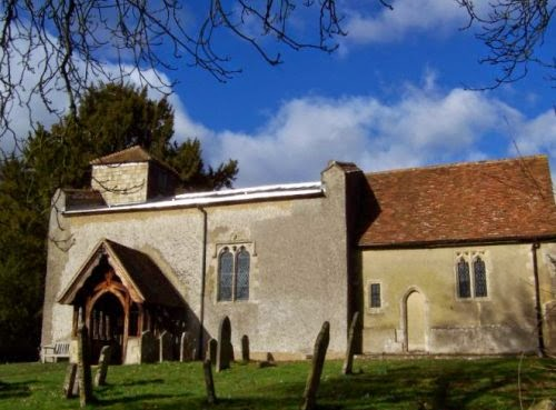 St Nicholas Church Ibstone