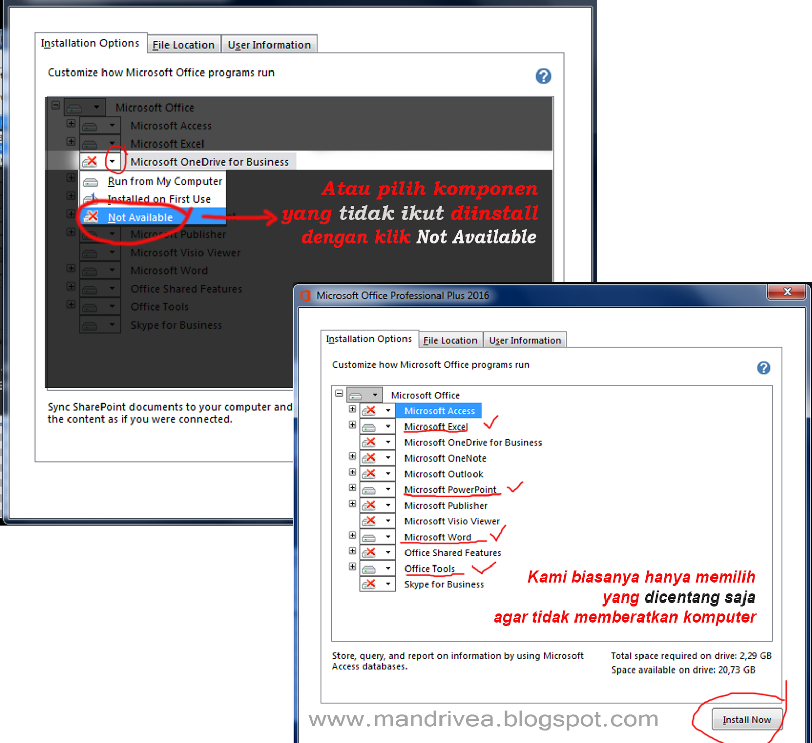 Image Result For Cara Install Microsoft Office Dengan Crack