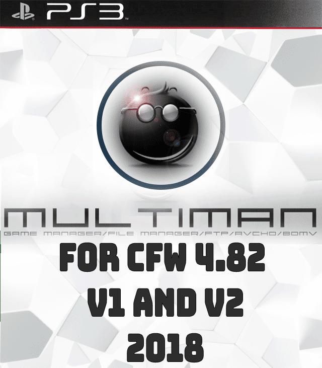 GRATUIT PS3 TÉLÉCHARGER MULTIMAN 4.46