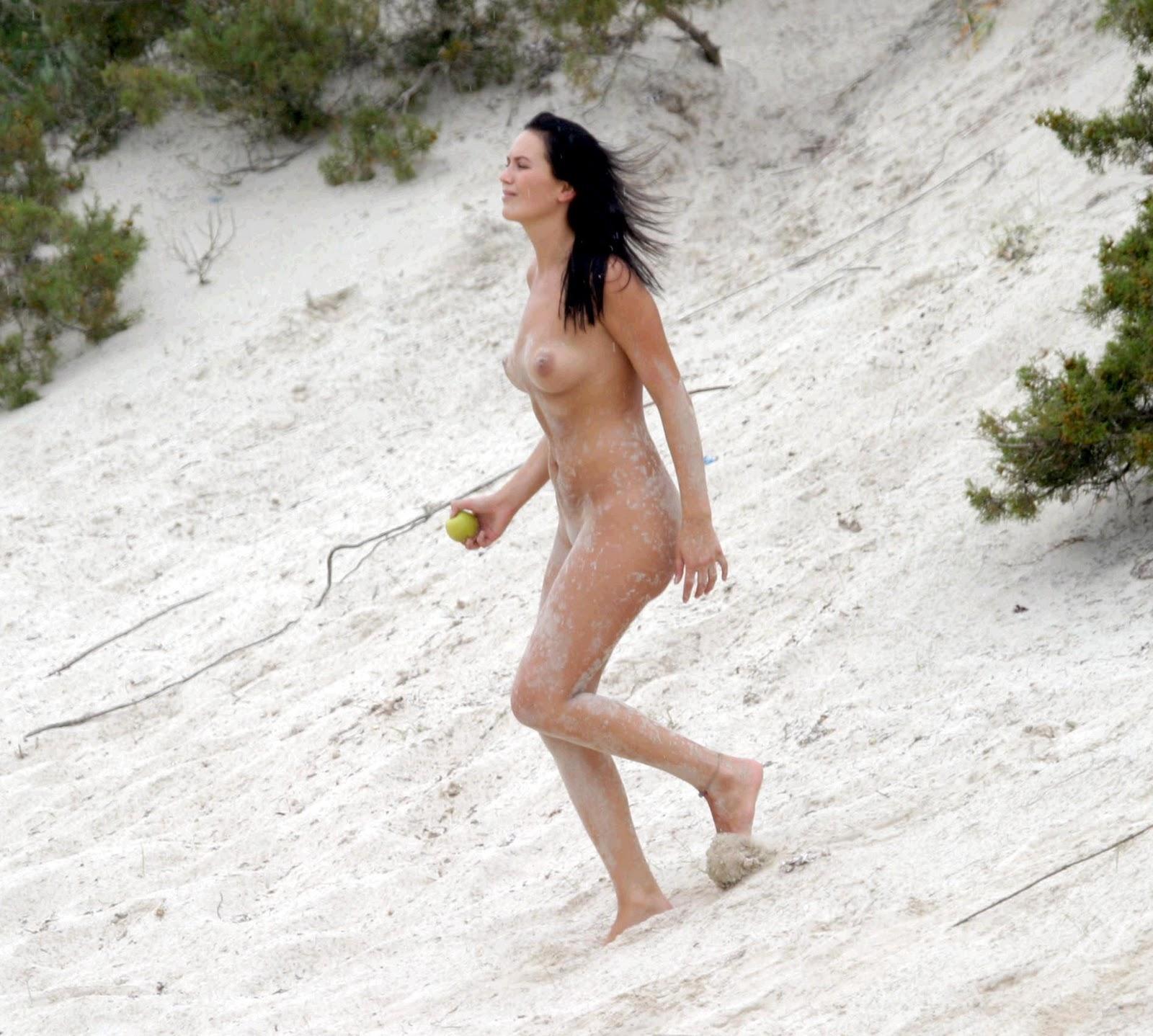 Sandy Nude Beach