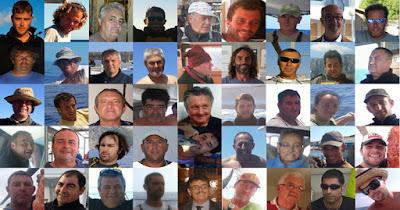 Pescadores de Pescaturismo