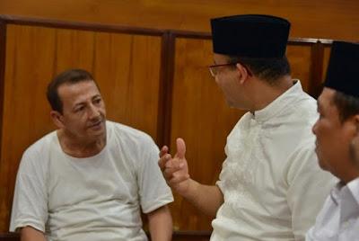Terima Kunjungan Anies Baswedan, Nasihat Habib Luthfi Bikin Umat Islam Bangga