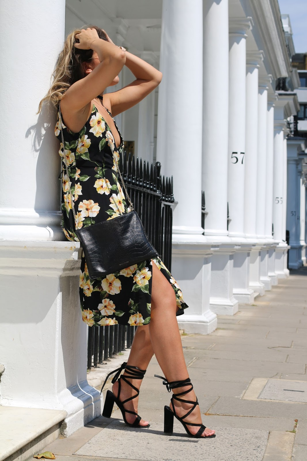 Wearing A Midi Dress With Confidence | What's In Her
