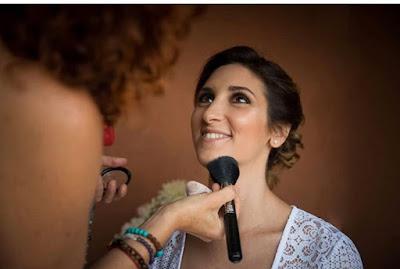 make up artist sposa