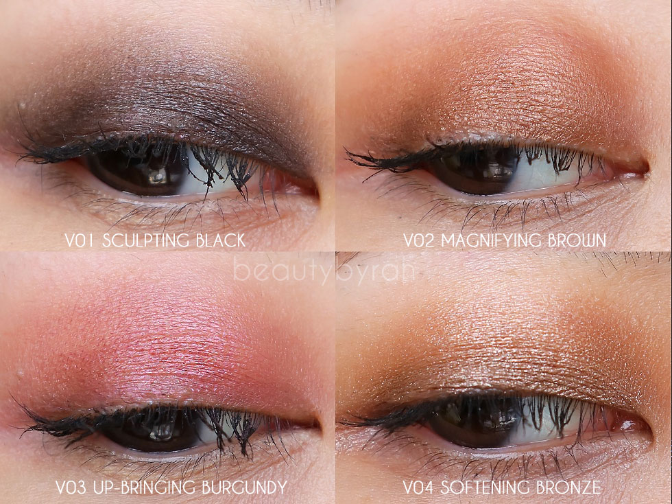 L'Oreal Super Liner V Sculptor Review and Swatches