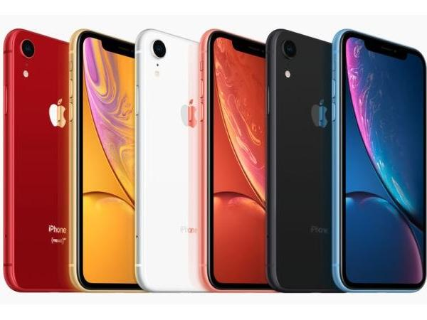 Pre-order booking of iPhone XR starts in India, sale from Oct 26