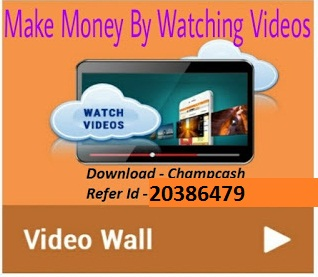 champcash refer id of sponsor earn money unlimited