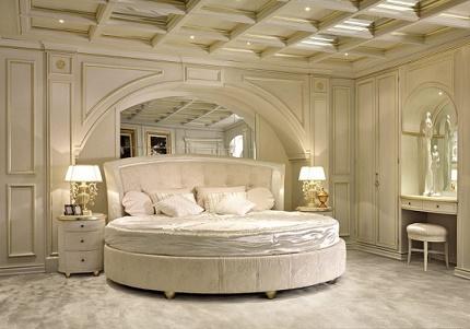 Dormitorios Con Camas Clásicas Colores En Casa