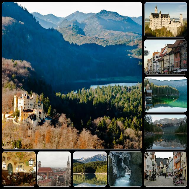 3 días en Baviera (Alemania)